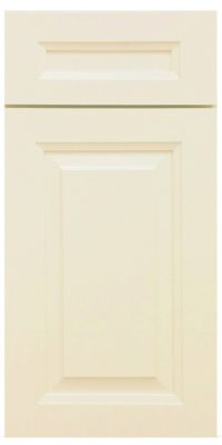 Charleston Ivory Sample Door