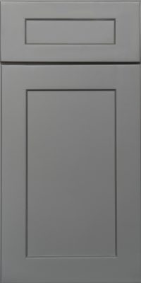 Grey Shaker Sample Door