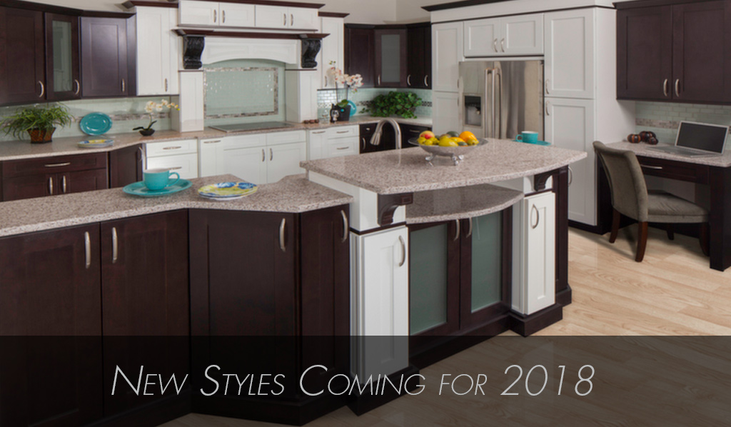 New Kitchen styles of 2018