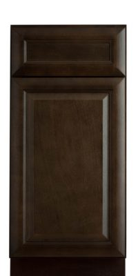 Regency Espresso Sample Door