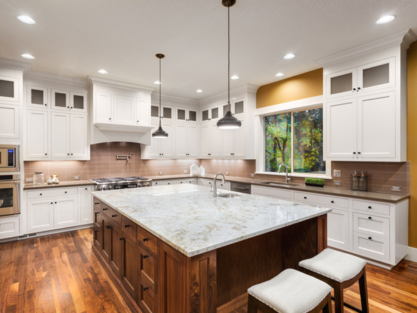Kitchen Marble Countertops