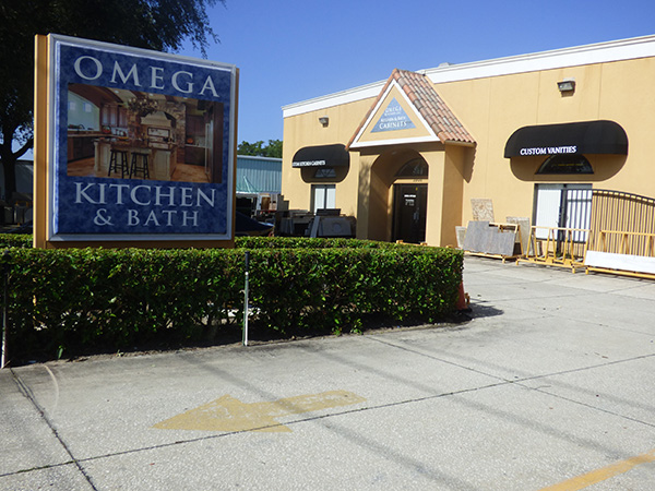 Omega Kitchen & Bath Orlando